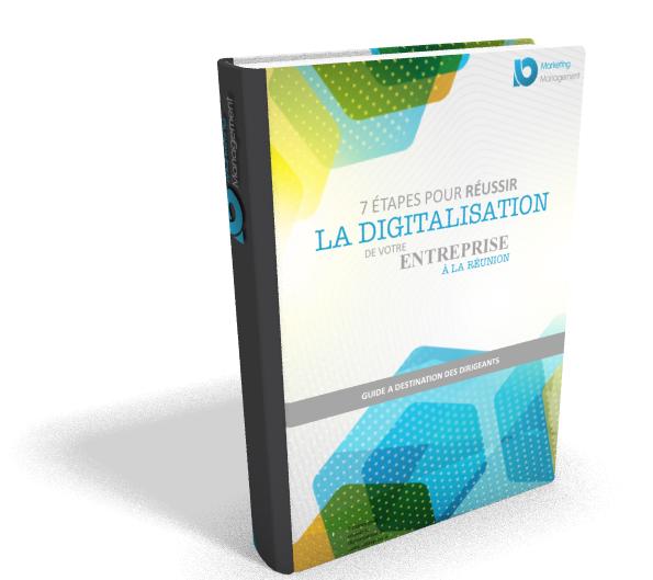 Cover 7 étapes pour réussir la digitalisation de votre entreprise à La Réunion