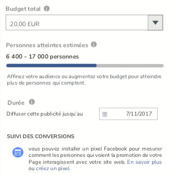 facebook-reunion-budget